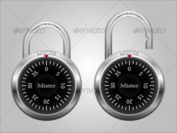 GraphicRiver Mister Lock 51922