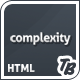 Complexity Premium HTML Theme - ThemeForest Item for Sale