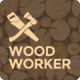 WoodWorker - Carpentry WordPress Theme - ThemeForest Item for Sale