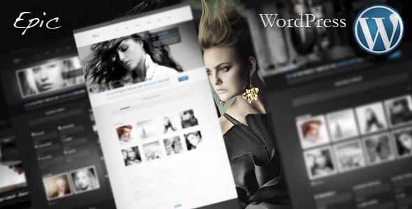 Epic WordPress Theme