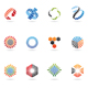 abstract arrow icons - GraphicRiver Item for Sale