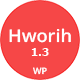 Hworih - A Clean & Responsive WordPress Blog Theme