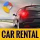 Car Rental/Service Banner - 001