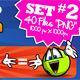 The Cartoon Factory ! Set #2 - GraphicRiver Item for Sale