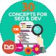 Flat Concepts for SEO & Development