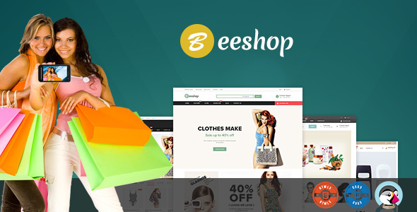 Image of Leo Bee Shop Responsive Prestashop Theme