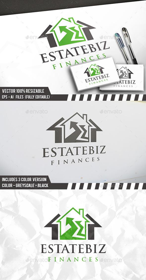 Invest Real Estate Logo