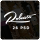 Robusta - Restaurant, Bar, Pub PSD Template - ThemeForest Item for Sale