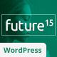 Future15 - Multipurpose WordPress Theme - ThemeForest Item for Sale