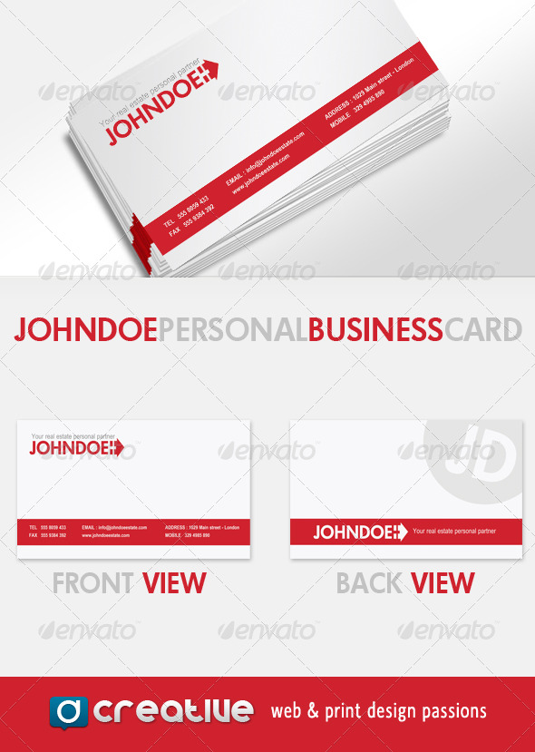 ... Business Card Print Templates - Business Cards Industry Specific