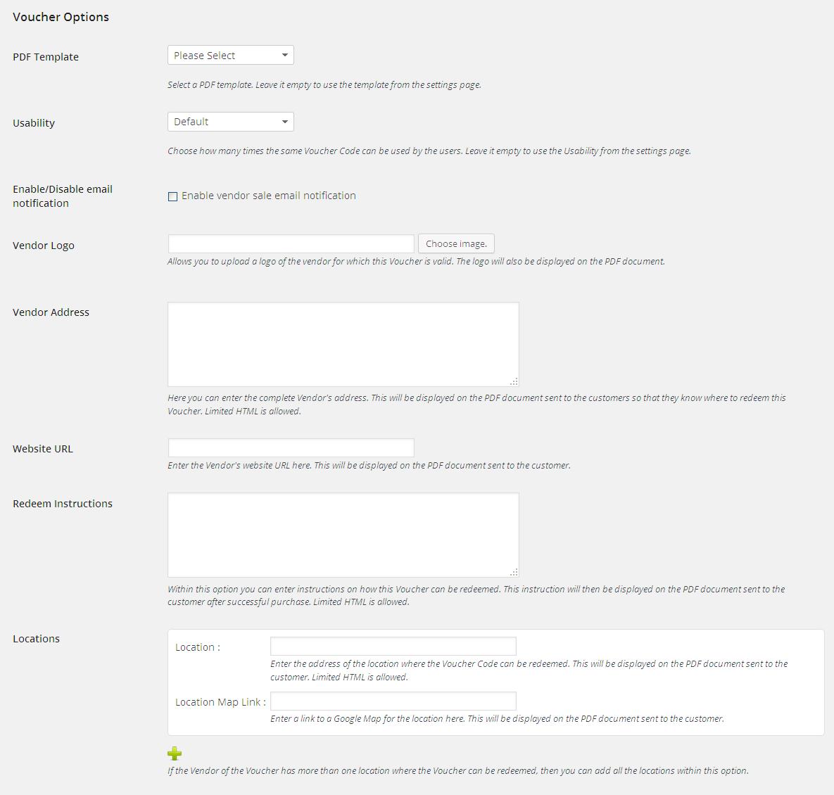 woocommerce pdf vouchers wordpress plugin by wpweb codecanyon woocommerce pdf vouchers wordpress plugin