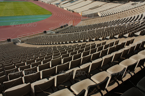 stadium - Stock Photo - Images