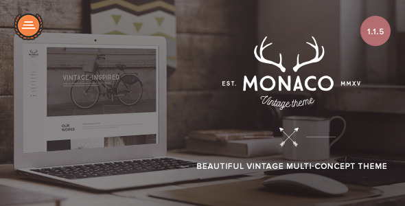 Download Monaco – Vintage Multi-Concept Theme nulled download