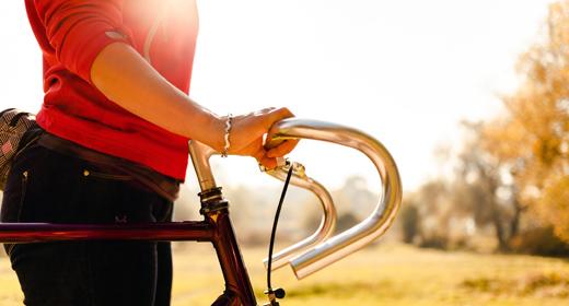 Cycling, mountain biking and commuting