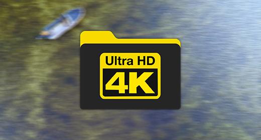 4K Footage