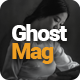 GhostMag | Ghost Blog Theme