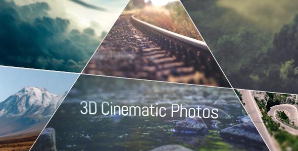 3D Cinematic Photos Download