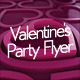 Valentine's Flyer Template - GraphicRiver Item for Sale