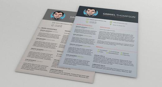 Resumen CVs
