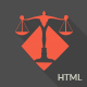 Law Office – Lawyers & Attorneys HTML Theme (Business) Download