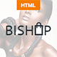 Bishop - Elegant & Clean Shop Template