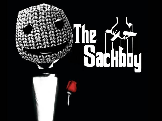 Mafia sackboy
