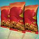 Chips Pack Rig & 3d Model