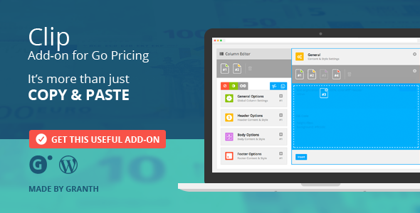 CodeCanyon Clip Add-on for Go Pricing 13216605