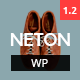 Neton - Minimal Agency Multipurpose Wordpress Theme