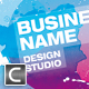 Design Studio Card  - GraphicRiver Item for Sale