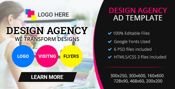 GWD - Design Agency Banner 001