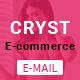 Cryst E-commerce Newsletter