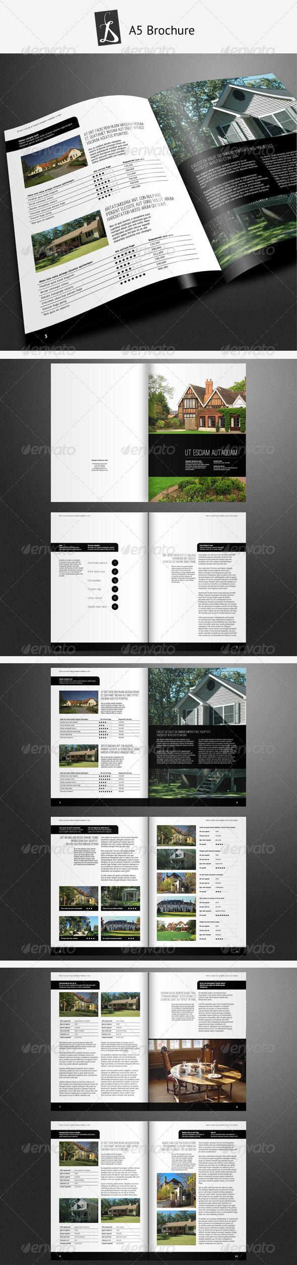 GraphicRiver Real Estate Brochure 2 1326855