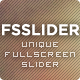 FSSlider - A Fullscreen Slider for your Background