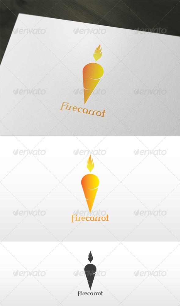 FireCarrot Logo - Letters Logo Templates