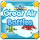 Great Air Battles - HTML5 Mobile Game (Capx)