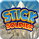 Stick Soldier - HTML5 Mobile Game (Capx)
