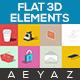 Flat World 3D