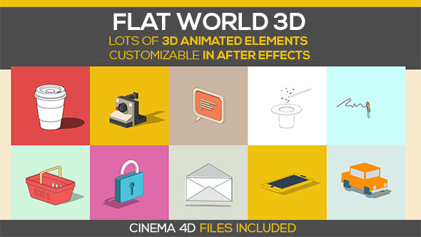 Download Flat World 3D nulled download