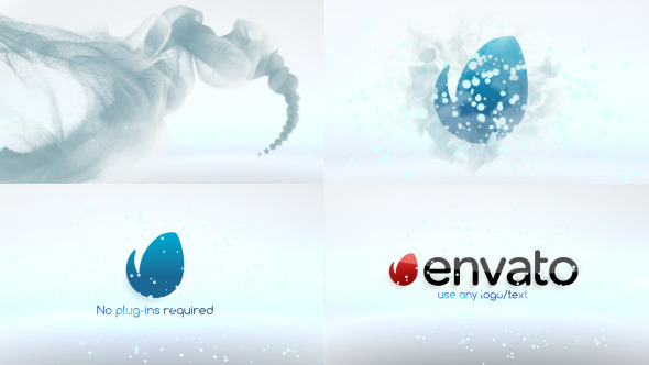 Download Clean Particle Logo nulled download