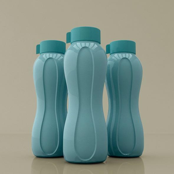 Pet Bottle - 3DOcean Item for Sale