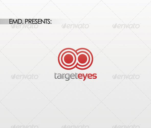 Target Eyes Logo