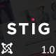 Stig - Multipurpose One/Multi Page Joomla Template