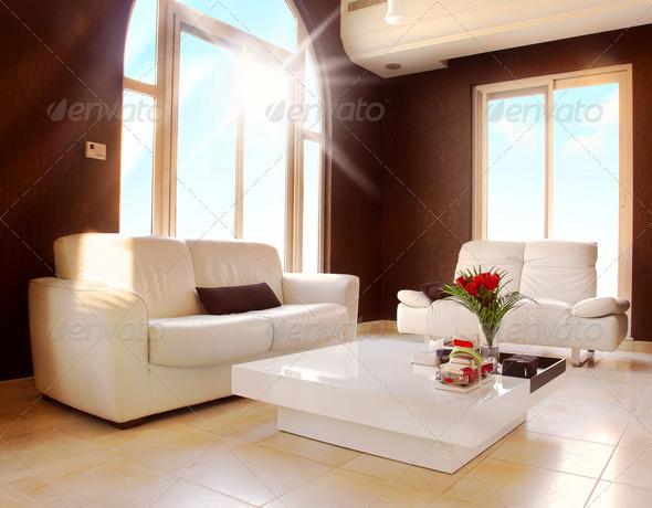 PhotoDune Luxury apartment 1328148