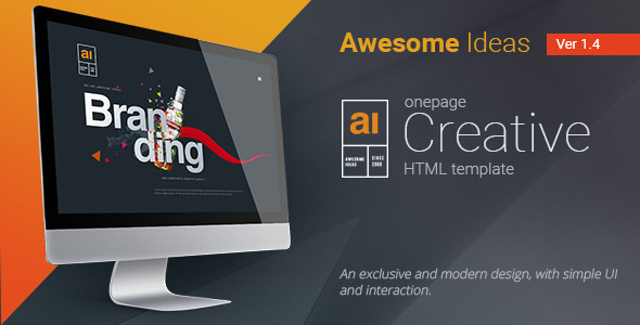 29. Awesome Ideas | Professional HTML Theme