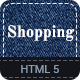 Shopping | HTML5 Google Banner Ad 6