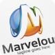 Marvelous / M Letter - Logo Template