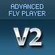 Advanced FLV XML Player with playlist V2 - ActiveDen Item for Sale