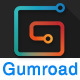 Gumroad eCommerce Widget for Adobe Muse