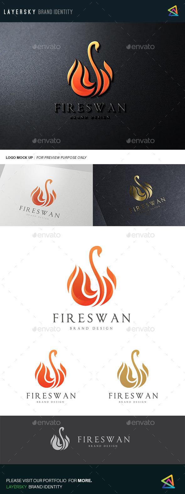 Fire Swan